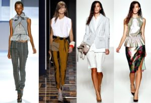 подбор одежды по типам фигуры