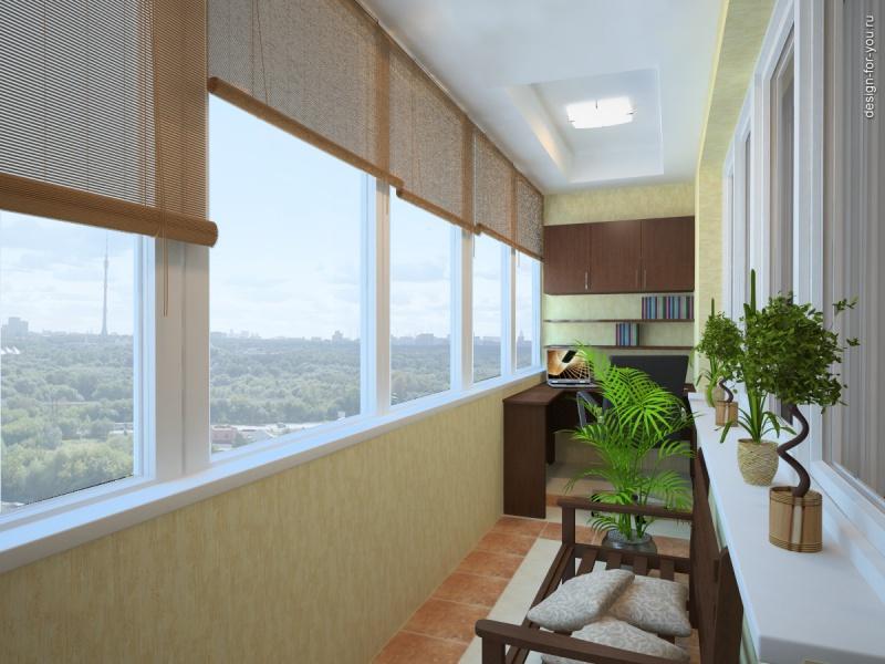 Как утеплить балкон инструкция