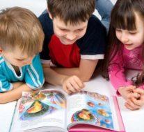 Как привить ребенку любовь к чтению – пять простых шагов