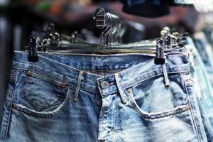 модный тренд - джинсы