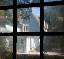 Очистка грязных окон