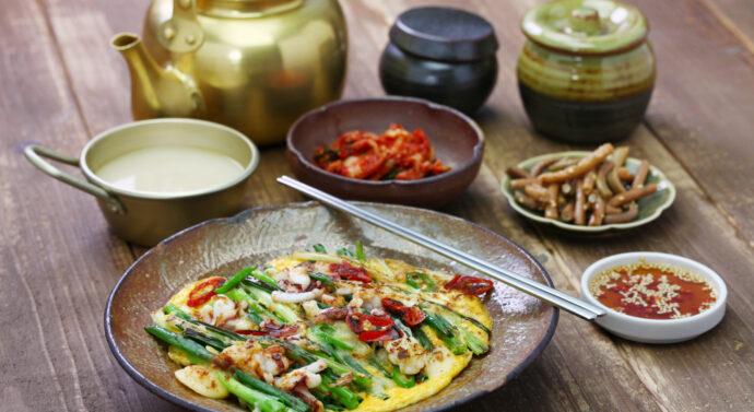 Корейская кухня: особенности и популярные блюда