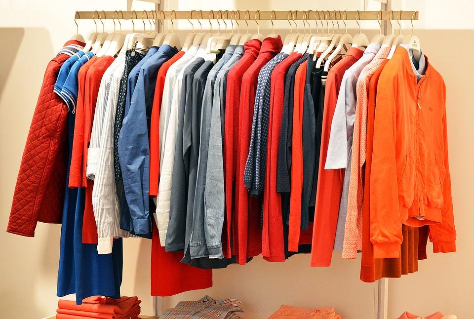 как поменять стиль одежды