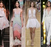 Модные тренды лета